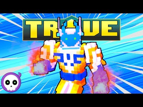 Everything You NEED TO KNOW About Trove's NEW Vanguardian Class for U9 & Ultra Towers