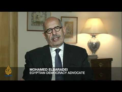 Frost Over the World - Mohamed ElBaradei