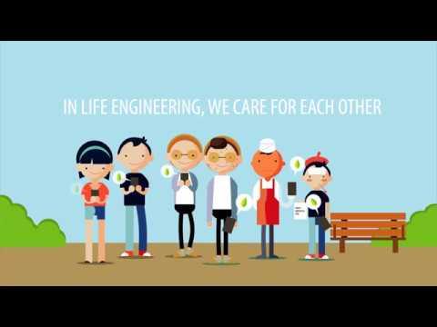 How Life Engineering Mobile App Works
