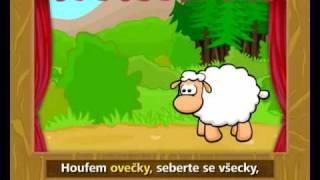 Pásla ovečky