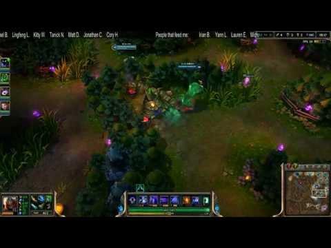 Bischu - Zed vs Nidalee mid «Beast» (Diamond l)