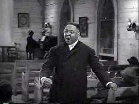 Go Down Moses - Sullivan's Travels (1941)