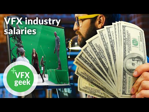 How Much Can One Earn In The VFX Industry?!