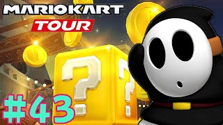 Mario Kart Tour - New Week Ranking & 50% Winter Tour Challenges 1 Completed - Part 43