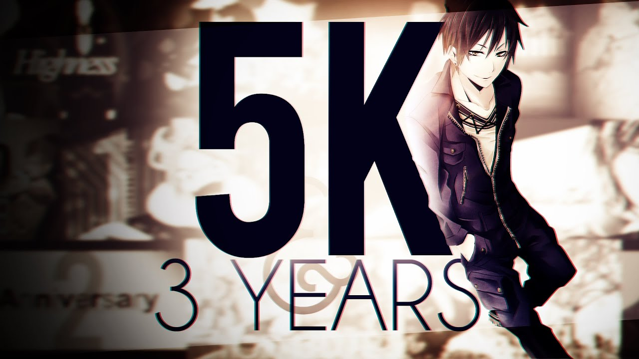 Download 5K & 3 YEAR ANNIVERSARY || Earthquake AMV