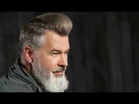 BEST GREY BEARD STYLES 2017 - YouTube