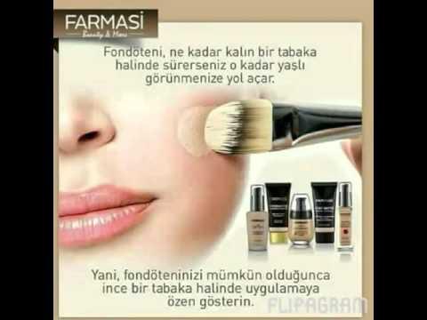 Farmasi - Magazine cover