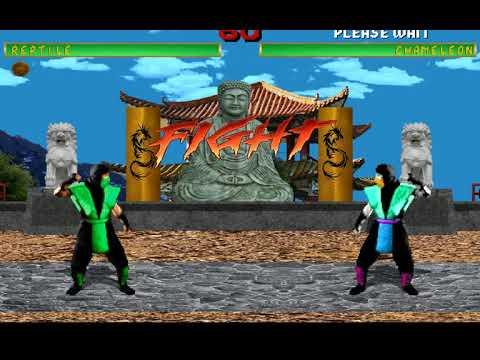 Mortal Kombat 1 (HD Remake) 2018 - Download Link