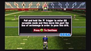 ESPN NFL 2K5 - Training