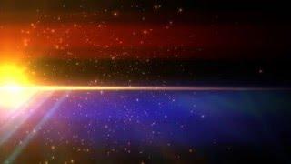 8K 4320p Space Stars Travel Shine 2160p Motion Background