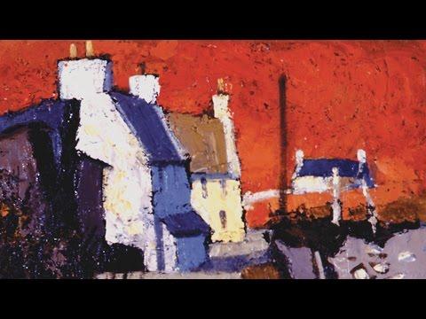 Robert Dawson 'Just Being An Artist' feature film