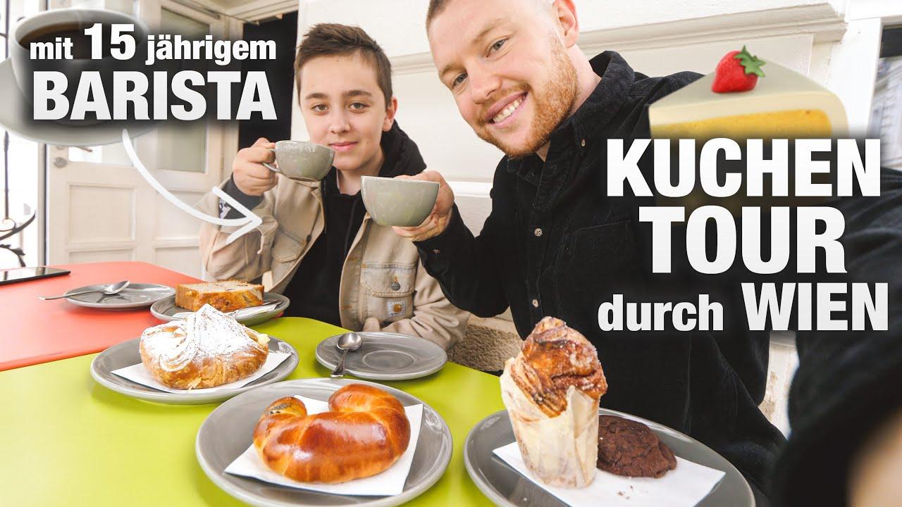 KUCHEN UND KAFFEE TOUR durch Wien mit 15 jährigem Barista
