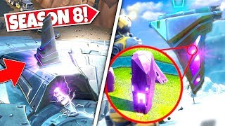 NEW FLOATING RUNE REVEALS CUBE STONE INSIDES AFTER RUNE POWERS UP LOOT LAKE! SEASON 8 UPDA ...
