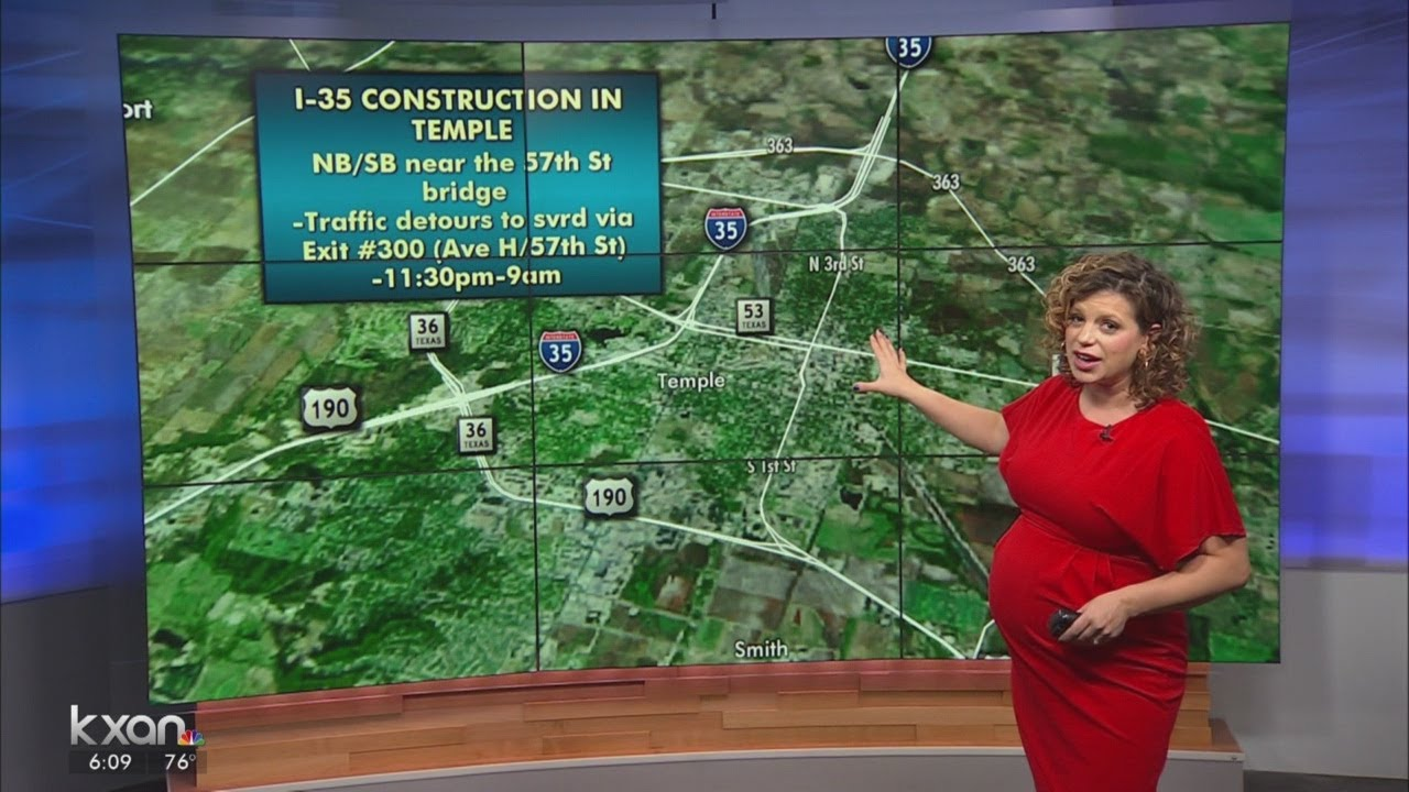 Kxan Traffic Map.Weekend Traffic For First Weekend In December Youtube