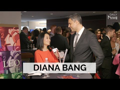 Diana Bang on crying at auditions