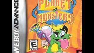 Planet Monsters (GBA) OST - Boss Battle