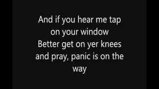 Oasis- Gas panic-  Lyrics