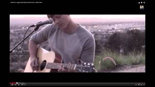 Maroon 5 - Sugar (Tyler Ward Acoustic Cover) Audio