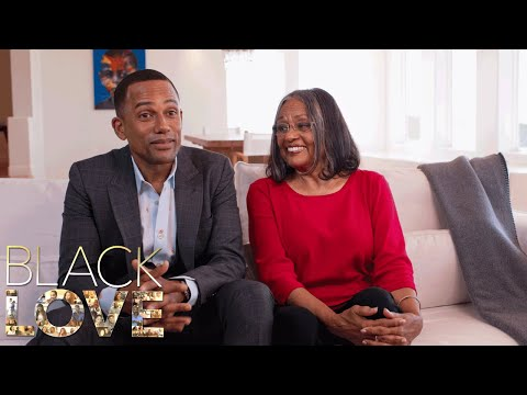 "Hill Harper Shares Mom's ""Huge"" Role in His Adoption Decision 
