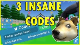 3 *INSANE* CODES IN UNBOXING SIMULATOR! (Roblox)