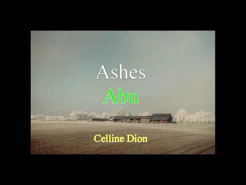 Ashes - Celline Dion ( Lirik dan Terjemahan )