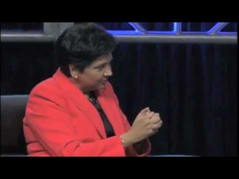 Five C's of Leadership with Indra Nooyi