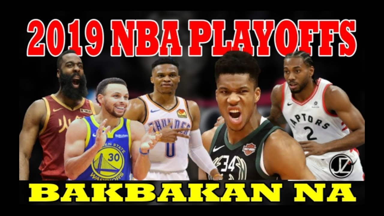 NBA playoff schedule: First-round matchups, dates and TV times