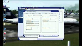My FSX Settings - How to Get Good Frames in FSX