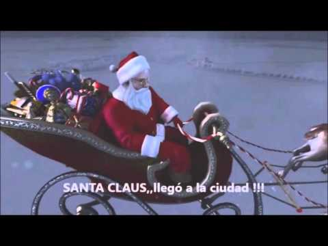 Niños Portense Bien,,SANTA CLAUS Llegó A La Ciudad !!!