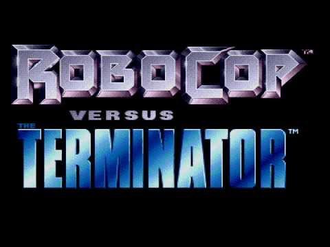 Robocop VS Terminator CHEAT CODES (Sega Genesis)