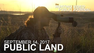 Public Land Day 2: Nebraska Bowhunt, Coyote at 10 Feet | The Hunting Public