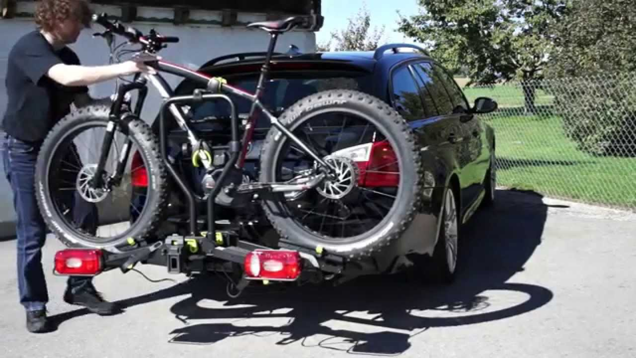 Bike Carrier Buzz Rack Scorpion Fat Bike Kit Youtube