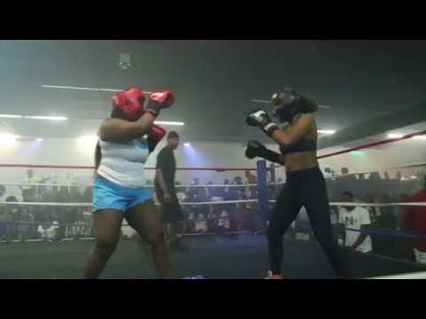Bad Girl Boxing 6-29-2018 The Avenue Cincinnati, OH