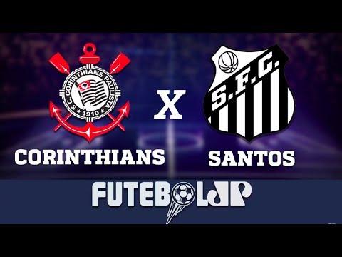 Corinthians 0 x 0 Santos - 10/03/19 - Paulistão