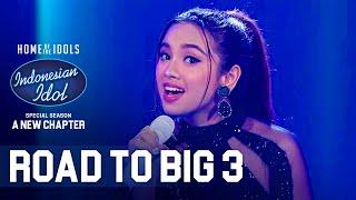 Download LYODRA - SABDA RINDU - ROAD TO BIG 3 - Indonesian Idol 2021