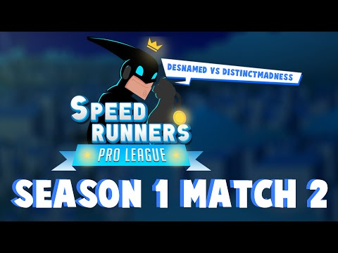 Speedrunners: Pro League - Season 1 Match 2