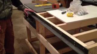 Table Saw Station - Part4