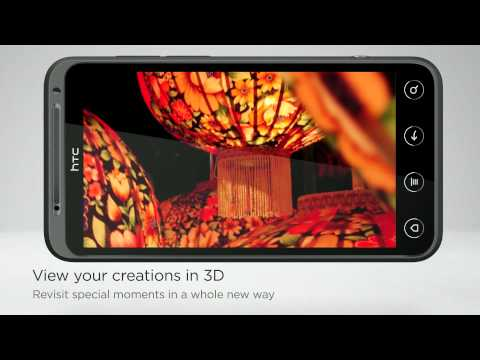 HTC EVO 3D - A Closer Look