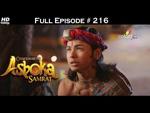 Chakravartin Ashoka Samrat   25th November 2015   चक्रवतीन अशोक सम्राट   Full Episodehd
