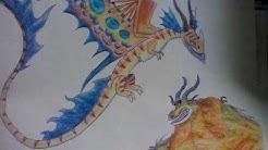 Dreamworks Dragons: meine Bilder