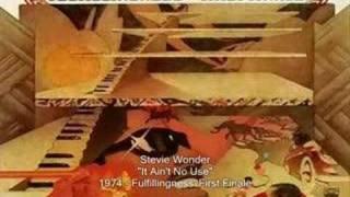 Stevie Wonder - It Ain't No Use