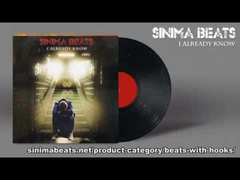 I Already Know Instrumental with HOOK (Urban Rock Rap Beat with Piano) Sinima Beats
