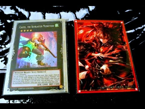 How to Triple Sleeve Yugioh Cards