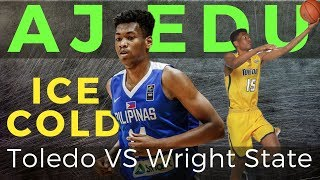AJ Edu Game Review 3: Toledo VS Wright State 11.14.2018