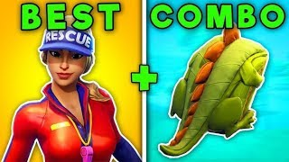 FORTNITE BEST SKIN COMBOS!! (DARK BOMBER, OG SKULLTROOPER, WHISTLE WARRIOR)