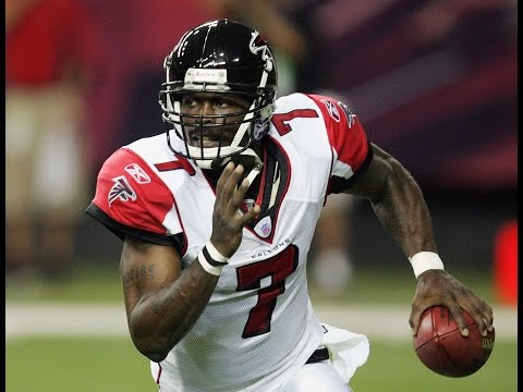 "Michael Vick || Atlanta Falcons Career Highlights || ""We Ready"""