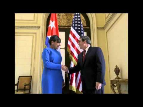 U.S. might take more steps to relax Cuba embargo, official says