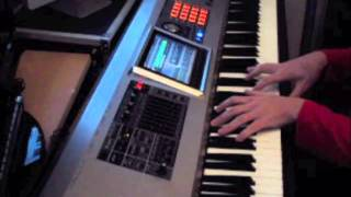 TOTO - Bottom Of Your Soul - Piano Solo 2010