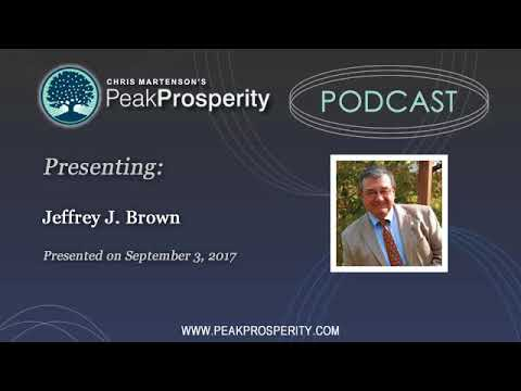 Jeffrey J. Brown: Hurricanes & US Oil Production