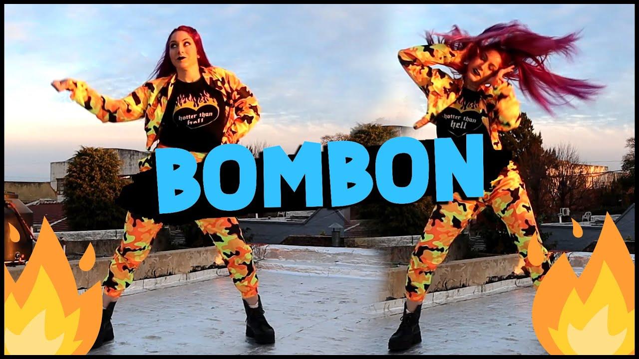 Por ahi se dice que Soy Un BomBon | A bailar con Maga #YoBailoEnCasa